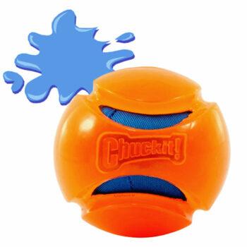 2051 43041 350x350 - Chuckit Hydrosqueeze Ball, Medium, 6 cm
