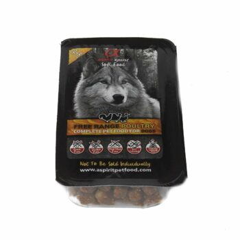 2051 52468 1 350x350 - Alpha spirit, fjærkre complete food for dogs, 200 gr