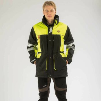 2051 27800 350x350 - Arrak Original jacket High Vis, Yellow/Black