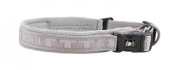 2051 30568 350x140 - Hurtta Casual Collar, Ash, 30-40 cm