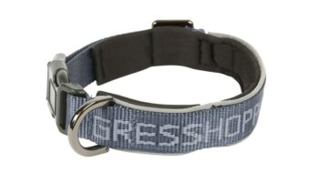 2051 47958 350x201 - Gresshoppa Rjukan neopren halsbånd, Blue
