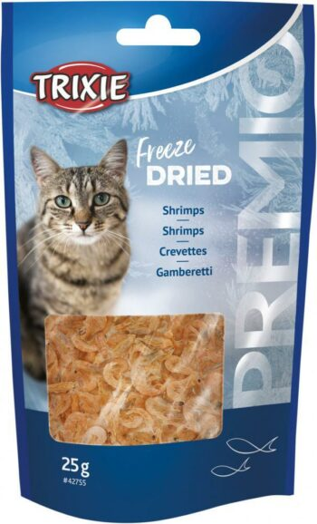 2051 52434 350x578 - Trixie tørket reker, katt, 25 gr