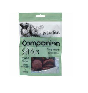 2051 53797 350x369 - Companion Soft Chips, Okse/oksehjerte