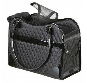 2051 23822 350x333 - Transportväska Trixie Amina, 18x29x37 cm, svart