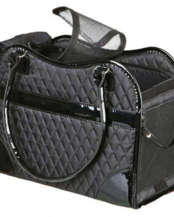 2051 23822 350x435 - Transportväska Trixie Amina, 18x29x37 cm, svart