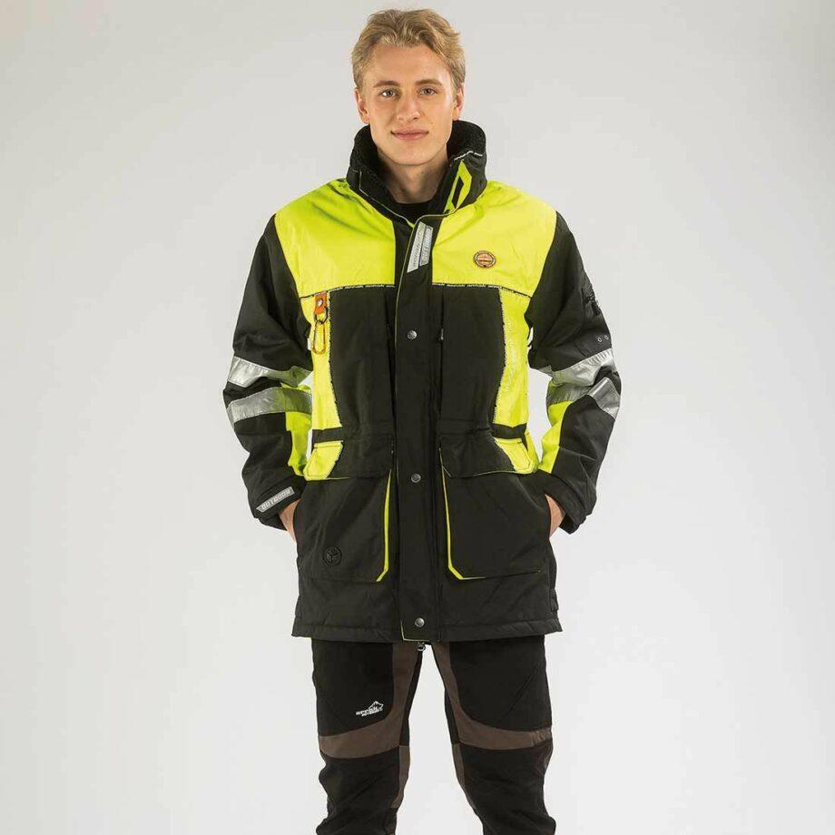 2051 27800 920x920 - Arrak Original jacket High Vis, Yellow/Black, Unisex