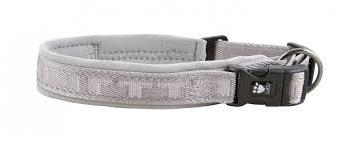 2051 30568 350x142 - Hurtta Casual Collar, Ash, 30-40 cm