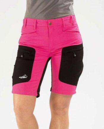 2051 38673 350x435 - Arrak Active stretch shorts rosa, str 40