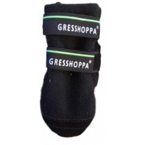 2051 41581 - Gresshoppa potesokk fleece
