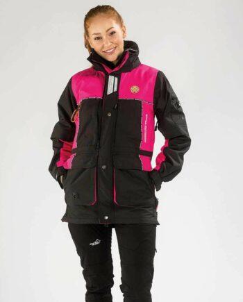 2051 41601 350x435 - Arrak Original Jacket, Pink/Black, Unisex