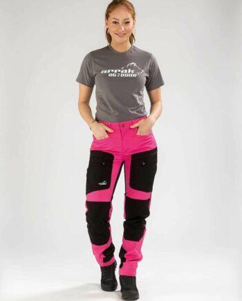 2051 41619 350x435 - Arrak Active Stretch Pants Lady, Rosa