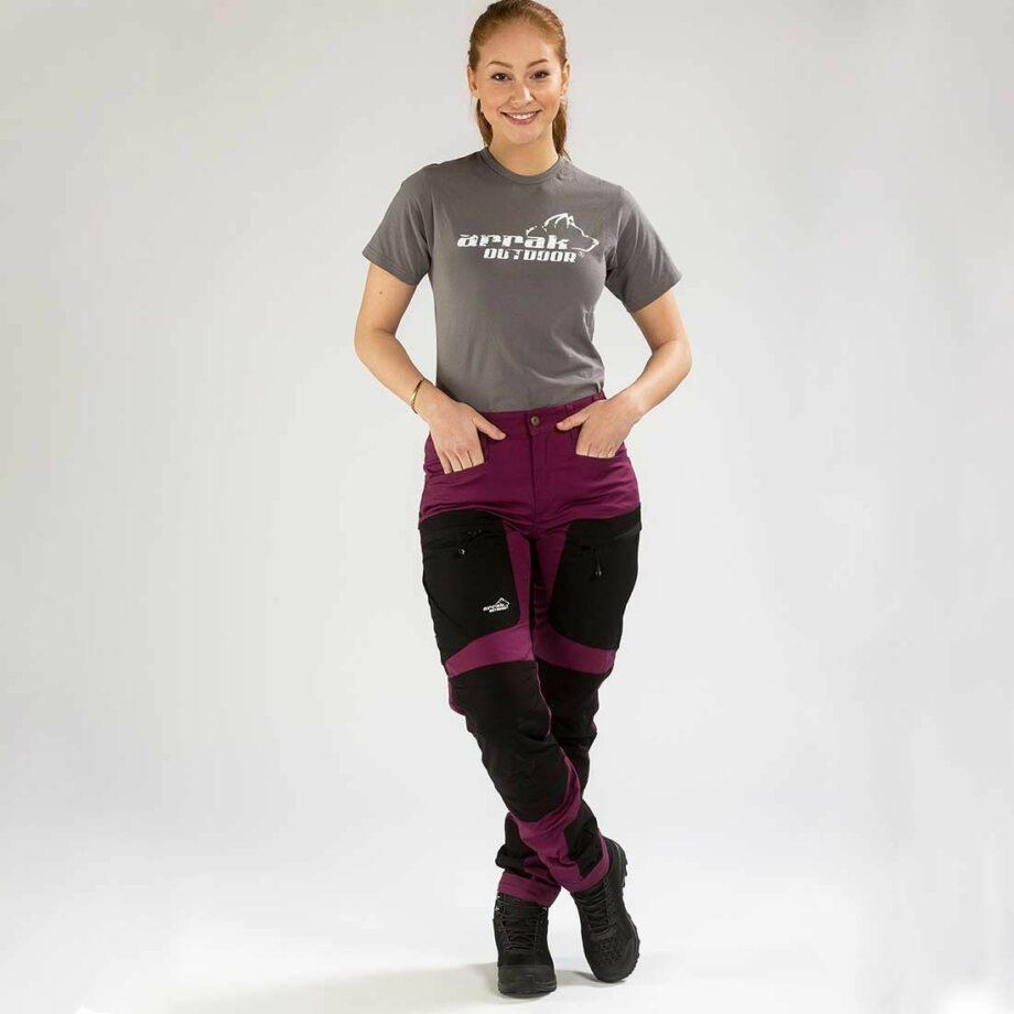 2051 41620 920x920 - Arrak Active Stretch Pants Lady, Fuchsia NEW!