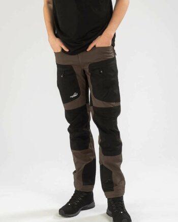 2051 41623 350x435 - Arrak Active Stretch Pants Men, Brun