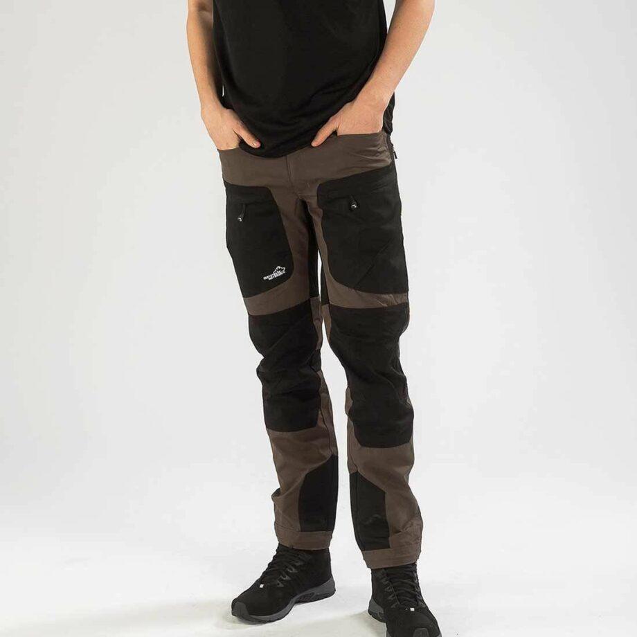 2051 41623 920x920 - Arrak Active Stretch Pants Men, Brun