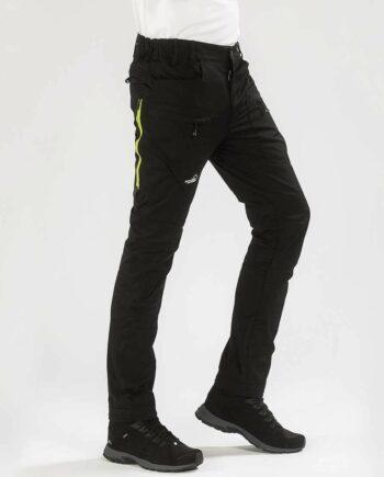 2051 41624 350x435 - Arrak Active Stretch Pants Men, Svart