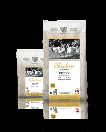2051 42701 350x435 - Kingsmoor Puppy Chicken M/L breed 10,5 kg