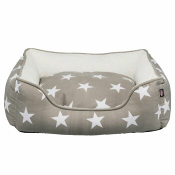 2051 42825 350x350 - Trixie Stars bed, 50x40 taupe/White