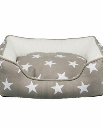 2051 42825 350x435 - Trixie Stars bed, 50x40 taupe/White