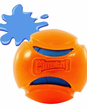 2051 43041 350x435 - Chuckit Hydrosqueeze Ball, Medium, 6 cm