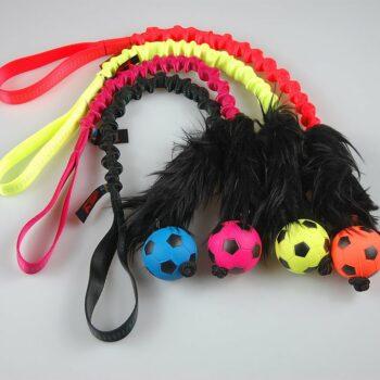 2051 46296 350x350 - Jami Neon ball med pels, ass.farger