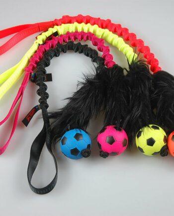2051 46296 350x435 - Jami Neon ball med pels, ass.farger