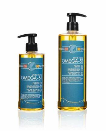 2051 46318 350x435 - Non-Stop Omega 3 oil, 300 ml