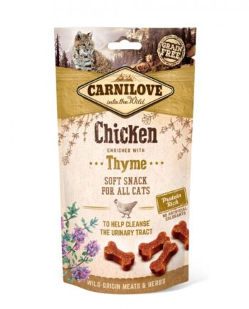 2051 46463 350x435 - Carnilove Cat Semi Moist Snack Chicken 50 gr