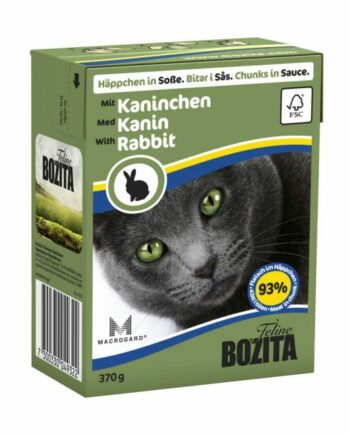 2051 46492 350x435 - Bozita Katt, Kanin i saus, 370 gr