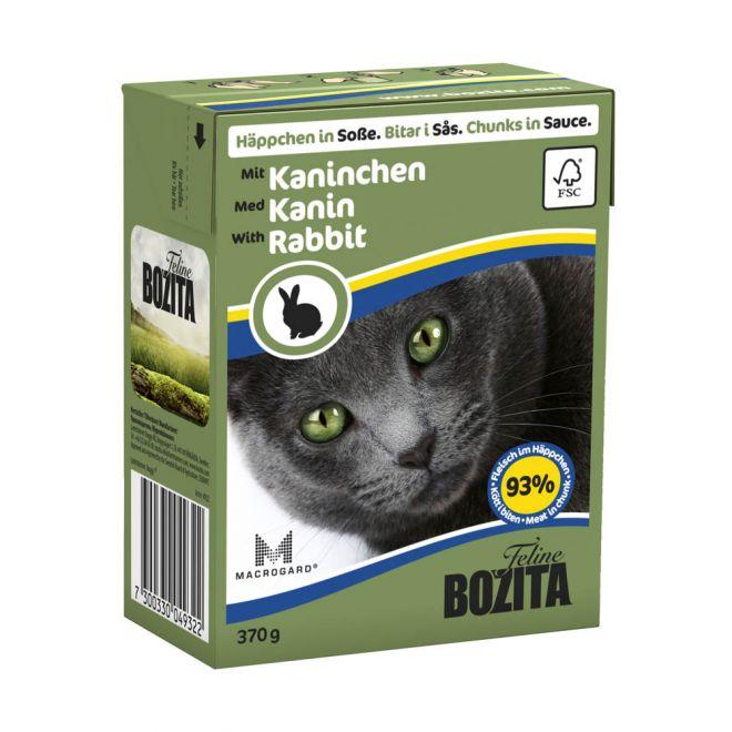 2051 46492 - Bozita Katt, Kanin i saus, 370 gr
