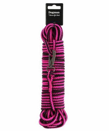 2051 47787 350x420 - Dogman flettet sporline, rosa