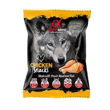 2051 52204 - Alpha Spirit Chicken Snack, 50 gr