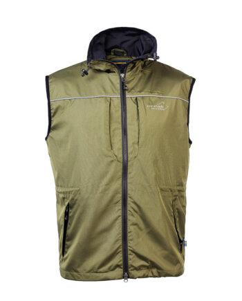 2051 52328 350x435 - Arrak Jumper vest Unisex, Olive