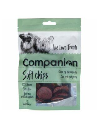 2051 53797 350x435 - Companion Soft Chips, Okse/oksehjerte