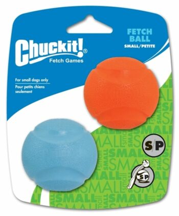 2051 53809 350x421 - Chuckit Fetch Ball, M, 2 pk
