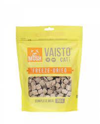 2051 56009 1 - Mush Vaisto FD Gul katt-kylling/okse, 250 gr