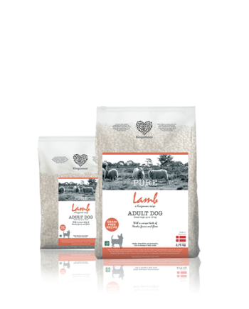 2051 42697 350x435 - Kingsmoor Adult Lamb small breed 3 kg