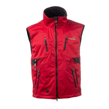 2051 47526 350x350 - Arrak Acadia Softshell vest, Unisex rød