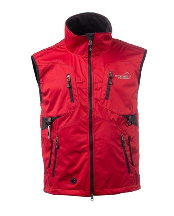 2051 47526 350x435 - Arrak Acadia Softshell vest, Unisex rød