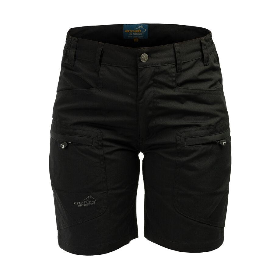 2051 58145 920x920 - Arrak Active Stretch Shorts, dame svart