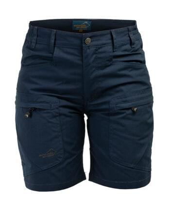 2051 58146 350x435 - Arrak Active Stretch Shorts, dame navy