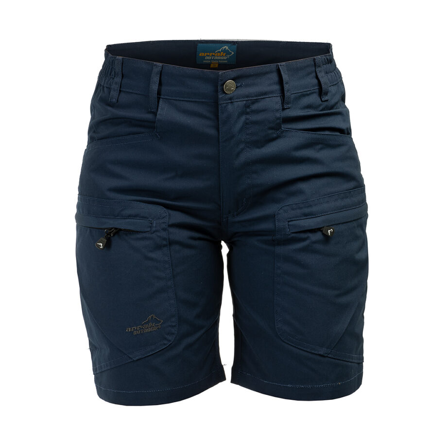 2051 58146 920x920 - Arrak Active Stretch Shorts, dame navy
