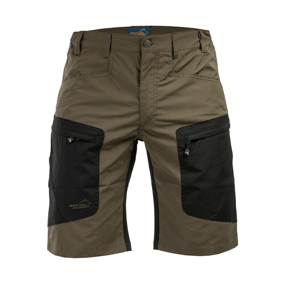 2051 58147 920x920 - Arrak Active Stretch Shorts, herre brun